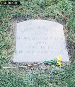 Sarah Hart Shumway Ballou 1835 1917 Find A Grave Memorial