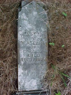 Rebecca Jane <I>Freeman</I> Sears