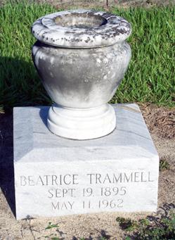 Beatrice <I>Padgett</I> Trammell