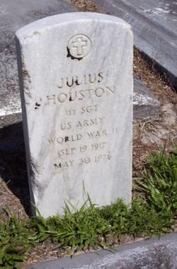 Julius Houston