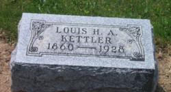 Louis Henry Albert Kettler