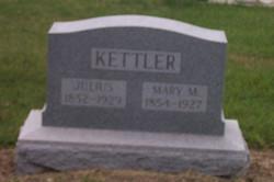 Mary M <I>Wuebbenhorst</I> Kettler