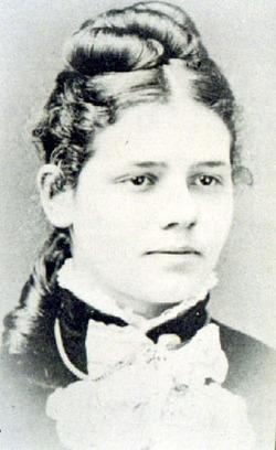 Clara Antoinette <I>McCarty</I> Wilt