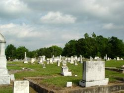 Wofford Crossroads Baptist Church Cemetery