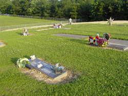 Blue Branch Baptist Church Cemetery
