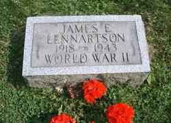 SGT James Eric Lennartson
