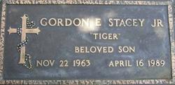 """Gordon E. """"Tiger"""" Stacey, Jr"""
