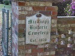 Micanopy Historic Cemetery