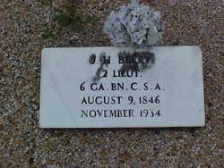 Lieut James H. Berry