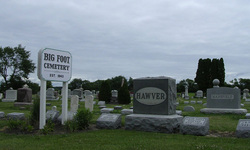 Big Foot Cemetery