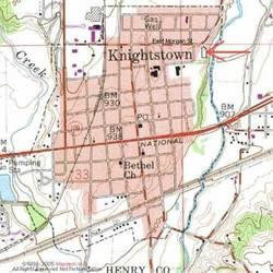 Knightstown Indiana Map.Pioneer Baptist Cemetery In Knightstown Indiana Find A Grave Cemetery