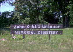 John and Elizabeth Brenner Memorial Cemetery