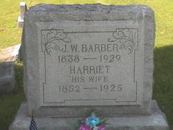 John Warner Barber