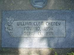 William Clem Cheney