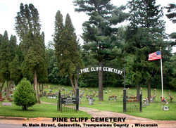 Pine Cliff Cemetery