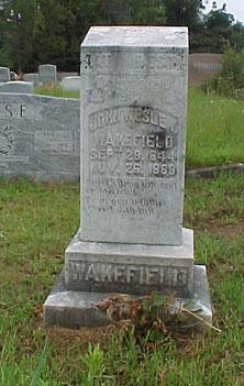 John Wesley Wakefield