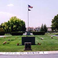 Bunkers Memory Gardens Cemetery
