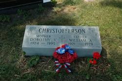 Dorothy V <I>Ryan</I> Christofferson