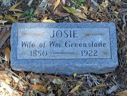 Josie Greenslade