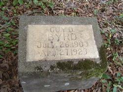 Guy D. Byrd