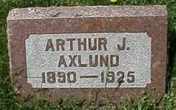 Arthur J Axlund