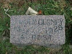 """Sarah Margaret """"Maggie"""" <I>Miller</I> Gurney"""