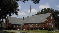 Lattimore Baptist Cemetery