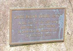 Davies Hollow Burying Ground