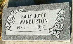 Emily Joyce Warburton