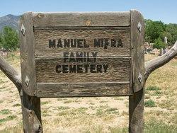 Manuel Miera Family Cemetery