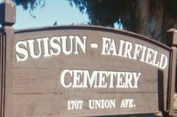 Suisun-Fairfield Cemetery