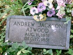 Andrew Jackson Atwood