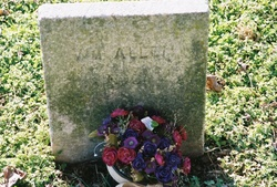 Pvt William Allen, Jr