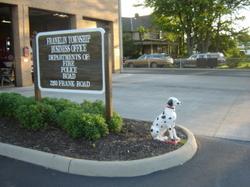 Firedog Kelly Memorial