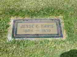Jesse C Davis