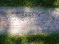 Juanita <I>West</I> Johnson