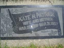 Kate Harding Patrick
