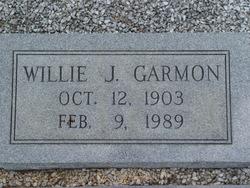 Willie Jasper Garmon