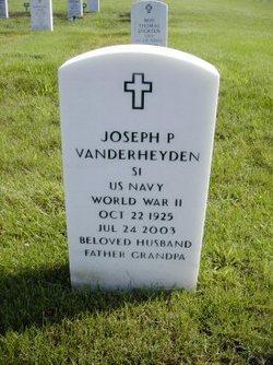 Joseph Peter Vanderheyden