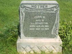 Cora Mae <I>Campbell</I> Atherton