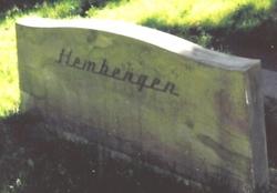 Ruby Alice <I>Poe</I> Hemberger