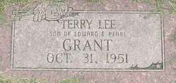 Terry Lee Grant