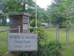 Robin S. McGee Cemetery