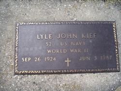 Lyle John Kief