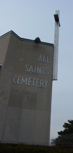 All Saints Catholic Cemetery and Mausoleum
