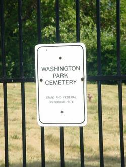 Washington Park Cemetery