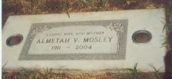 Almetah Vera <I>Luna</I> Mosley