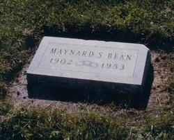 Maynard Solomon Bean, Jr