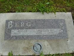 Phyllis D. <I>Stack</I> Berg