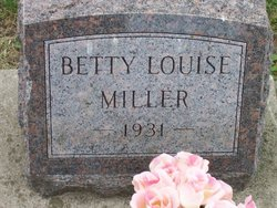 Betty Louise Miller